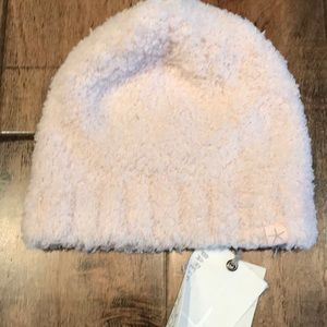 Infant Beanie Light Pink Barefoot Dreams